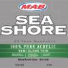 Equipment: M.A.B. Sea Shore Satin Paint