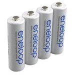Rechargable Batteries: Sanyo Eneloop
