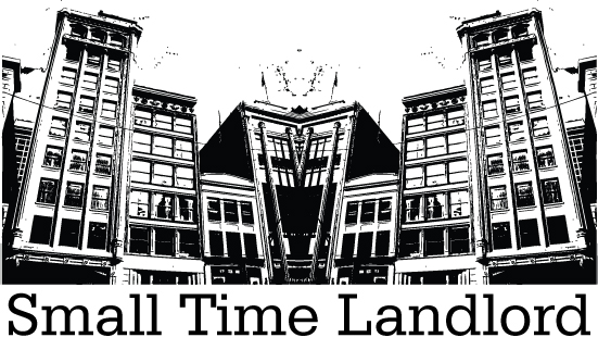 Small Time Landlord 187 About